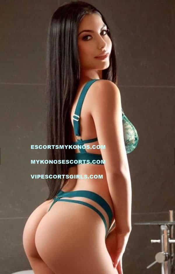 Cute Models in Mykonos Escorts - Mileva Russian Hottie